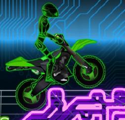 Acrobatii cu motocicleta