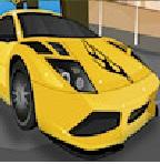 Cursa cu Taxi 3D