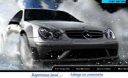 Drifturi cu mercedes II