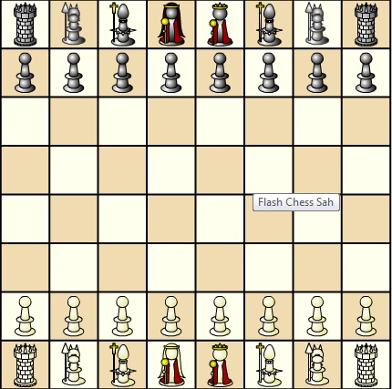 Flash Chess Sah