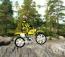 Motorcicleta in namol